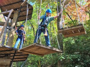 Raleigh Ropes Course