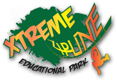 xteme haunt 2019 logo