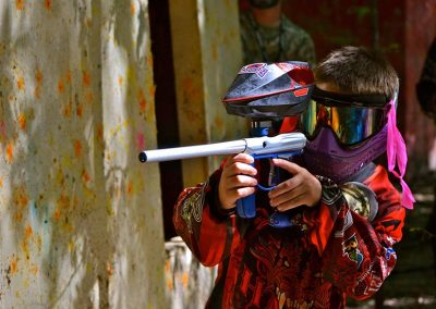 paintball in Raleigh