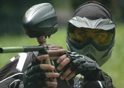 Raleigh paintball