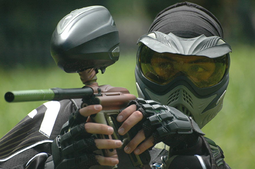 paintball fields at xtreme park adventures