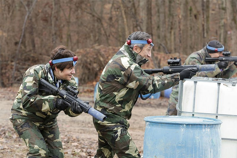paintball in Cary NC